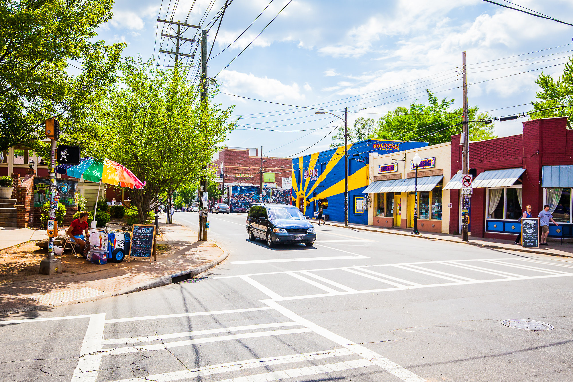 The Arts District in Charlotte - NoDa