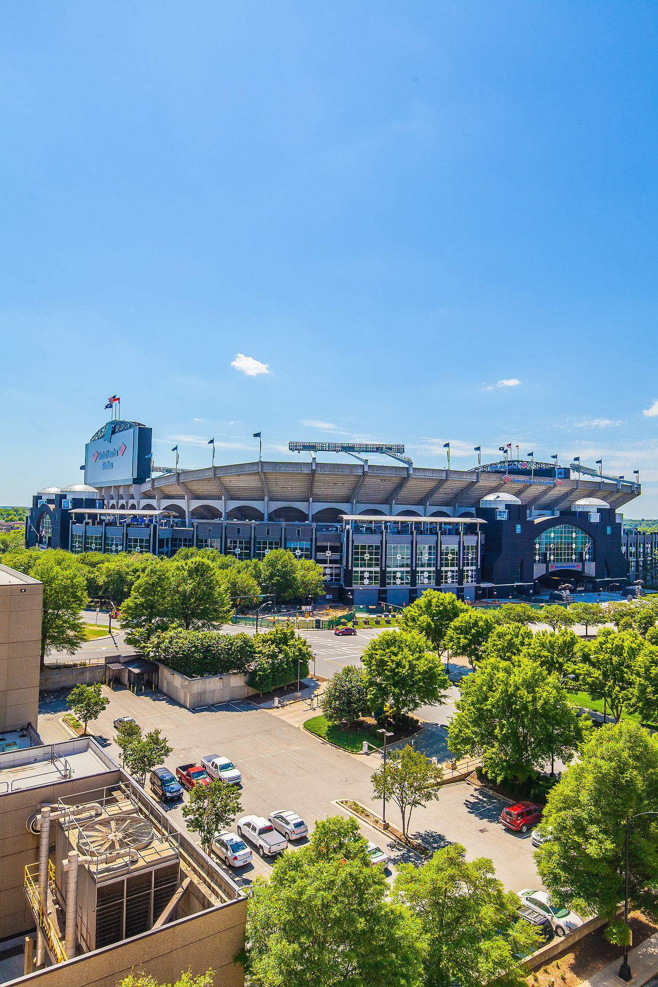 Carolina Panthers Stadium