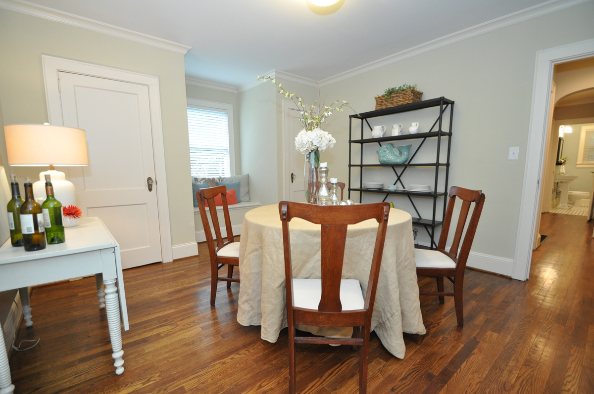 3111 Ford Rd Midwood Bungalow For Sale Dining Room