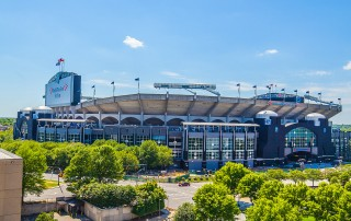 Uptown Charlotte Stadium