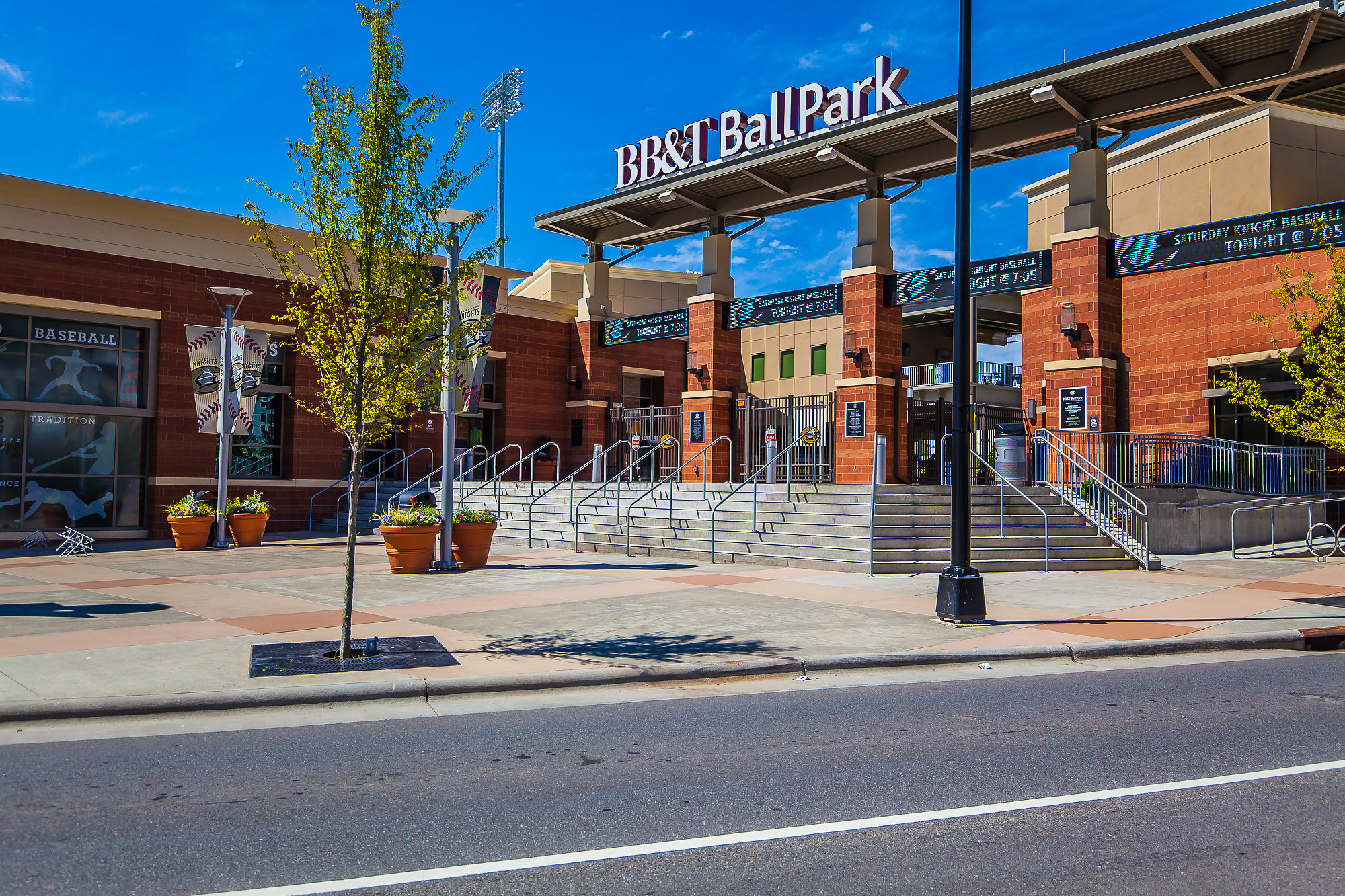 Charlotte Knights 2016 Events