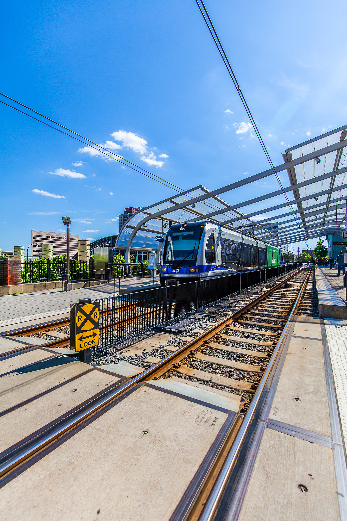 Uptown Light Rail - Blue Line Extension