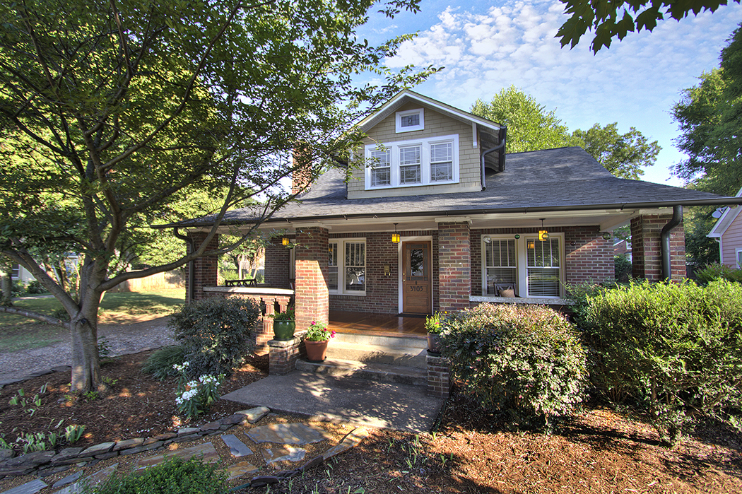 Charlotte S Top Bungalow Neighborhoods Savvy Co Real Estate