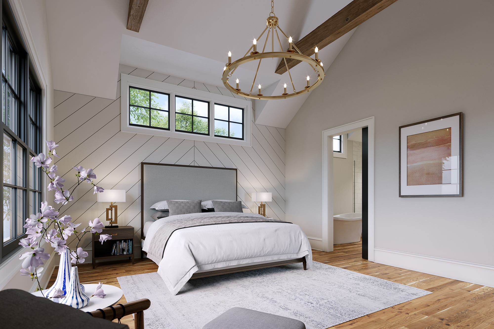Selwyn Duets - Owners Suite