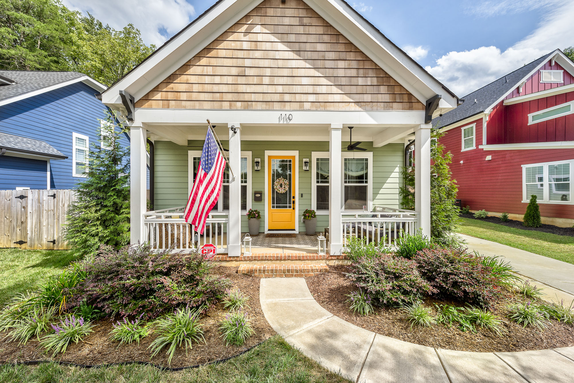 Add 'finding the perfect home' to your list of Labor Day activities